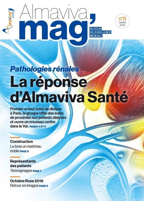 Magazine Almaviva N°8